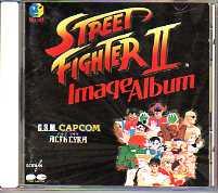 STREET  FIGHTER �U Image Album -G.S.M. CAPCOM- / ALFH LYLA