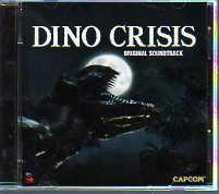 DINO CRISIS ORIGINAL SOUNDTRACK