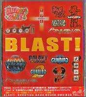 BLAST! SHOOTING GAME SOUND OMNIBUS VOL.1