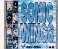 SONIC WING OST / VIDEOSYSTEM