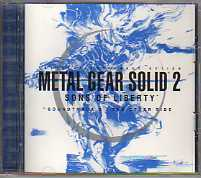 """METAL GEAR SOLID2 SONS OF LIBERTY オリジナルサウンドトラック2 THE OTHER SIDE"""
