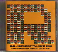 R4 / RIDGE RACER TYPE4 / DIRECT AUDIO